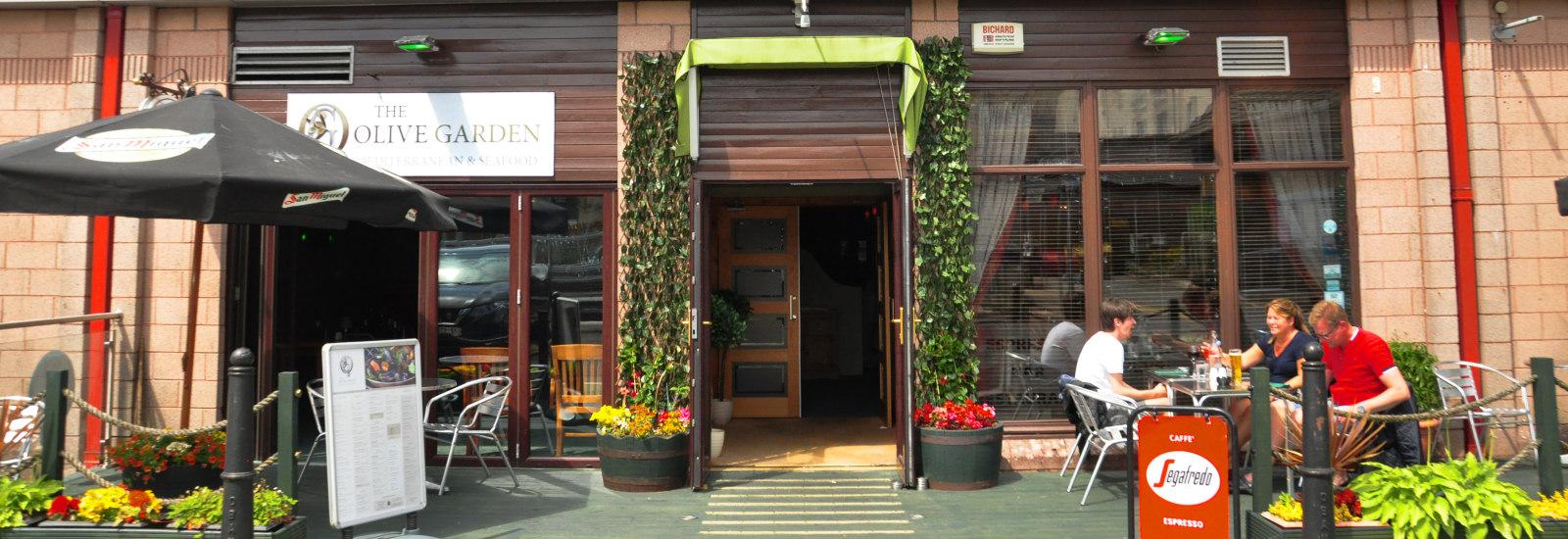 The Olive Garden Oban :: Location